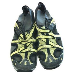 Ahnu walking hiking sandal size 8